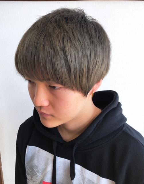 ☆マッシュスタイル☆