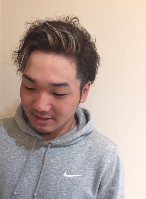 ☆メンズパーマスタイル☆