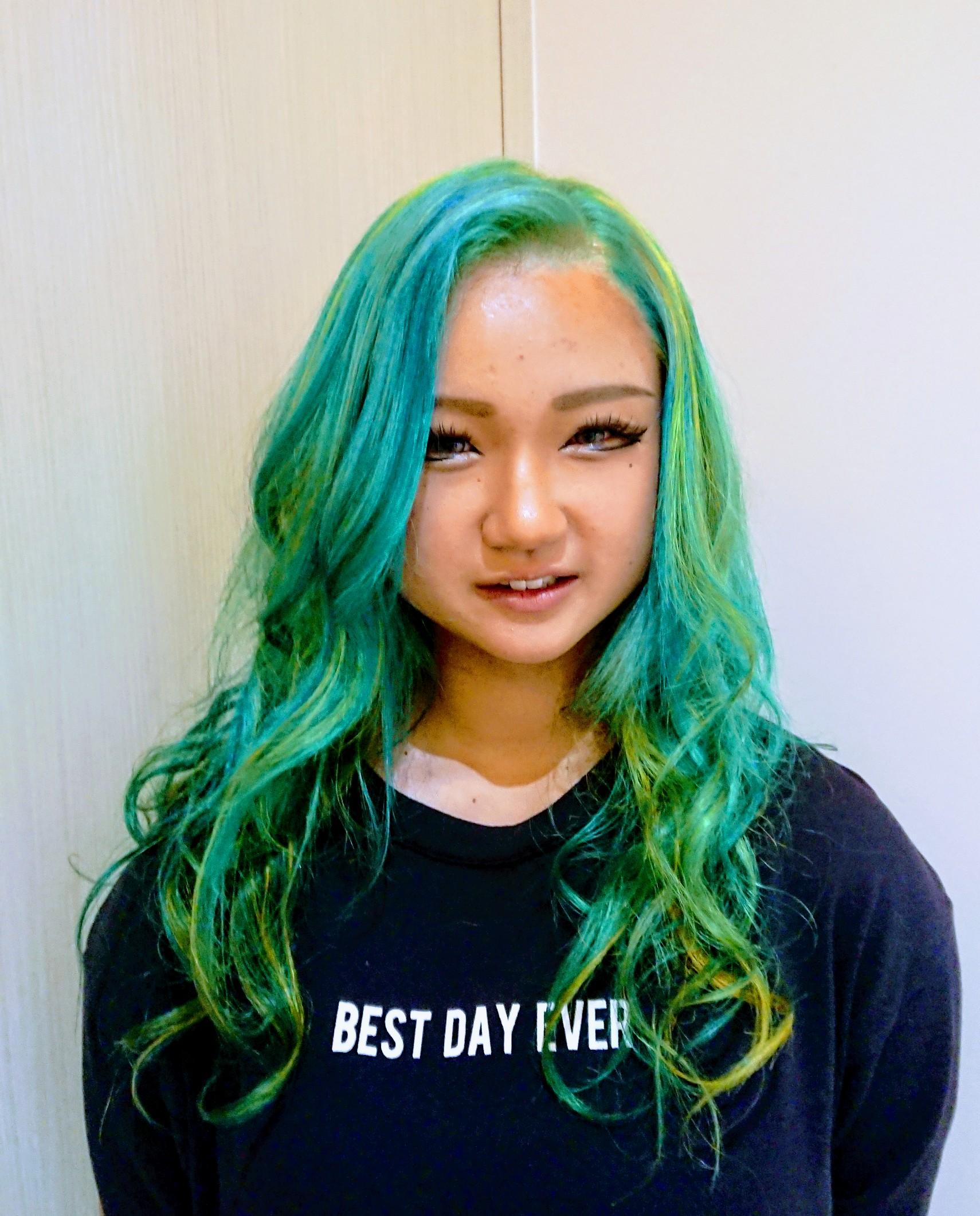☆派手髪カラー☆